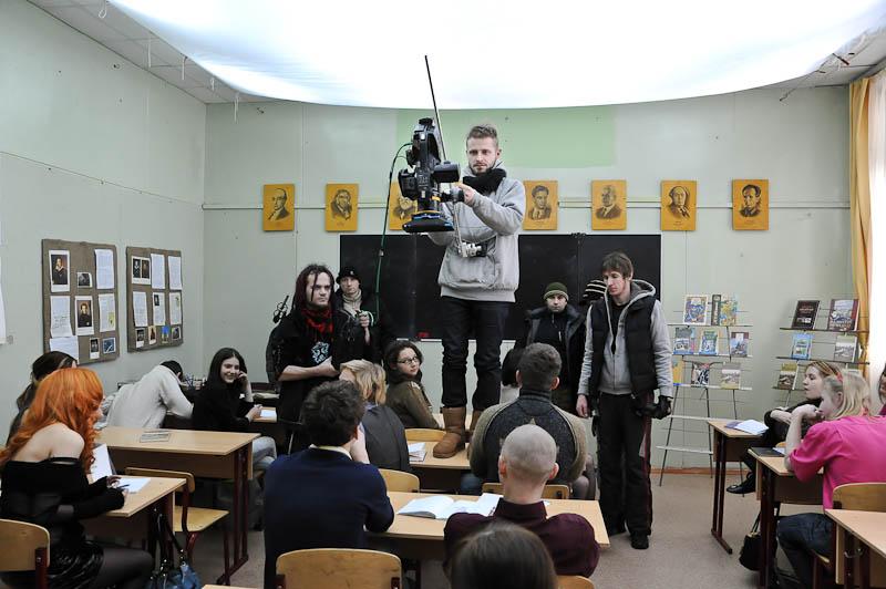 Сериал школа фото съемок смерть актера с ранеток