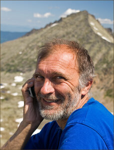 Разговор на вершине перевала