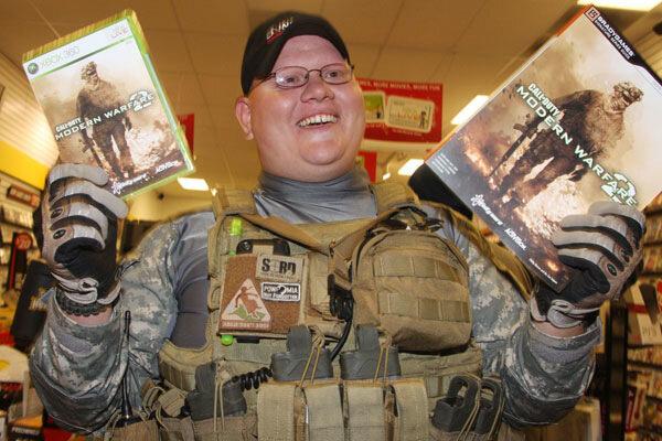 Modern Warfare 2 Launch