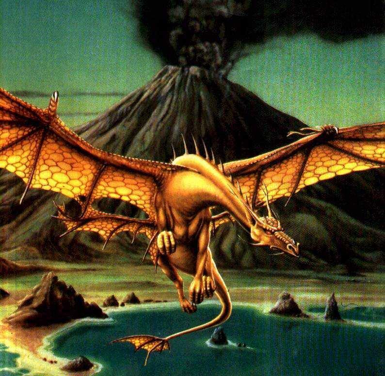 Драконы драконы драконы во многих