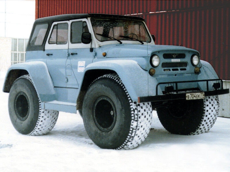 НАМИ-УАЗ 469 4х4 'Егерь' '1998.jpg