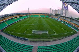 В Кишиневе футболистов будут охранять железным забором