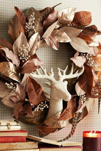 Осенние украшения для осеннего декора интерьера