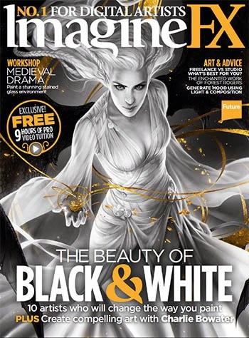 Книга Подшивка журналов: ImagineFX №№124-126 (2015)