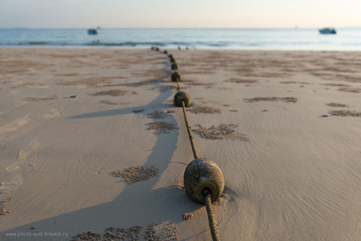 Фото 7. Таиланд отзывы. В Андаманское море. Отзыв о поездке на Краби (100, 34, 3.5, 1/200)