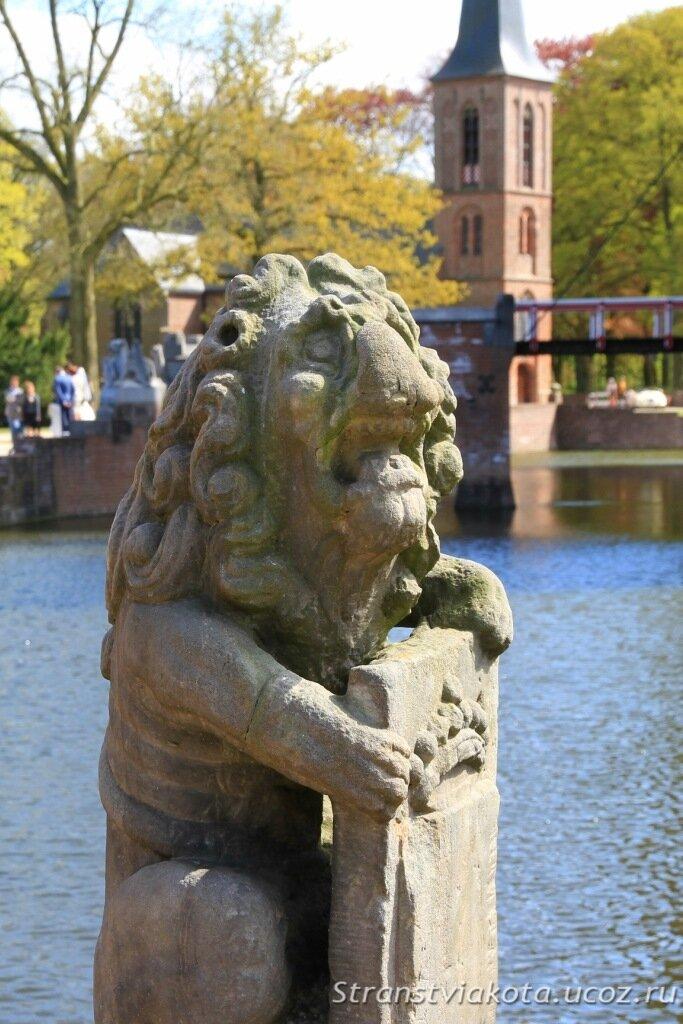 Нидерланды, замок Хаар