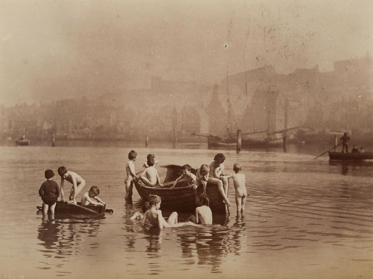 1886. Портовые босяки