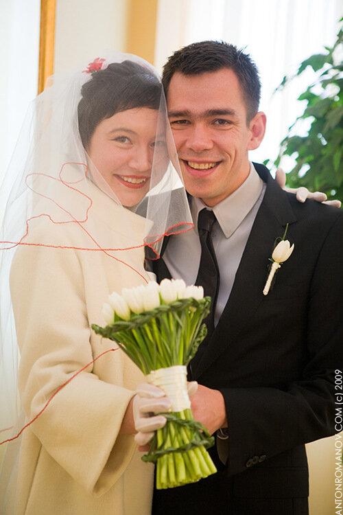Свадьба. Вадим и Мария