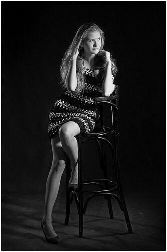 Профессиональная фотосъемка в студии фотографа Кузьмина. Москва