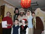 """""""Рождество в домике Петсона"""". 2009г."""