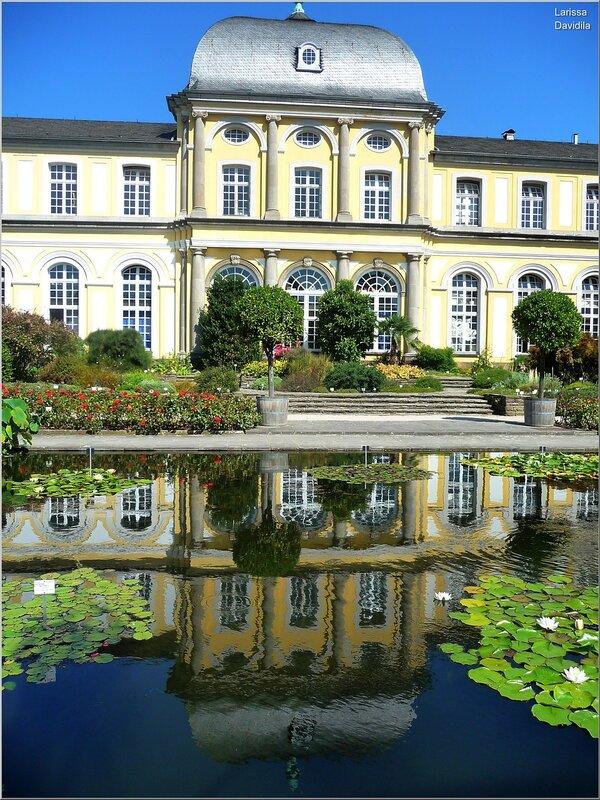Боннский ботанический сад