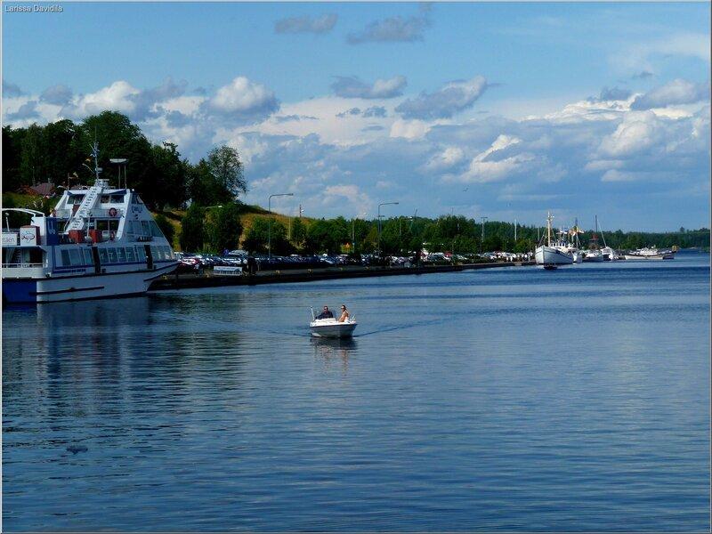 Lappeenranta-порт.