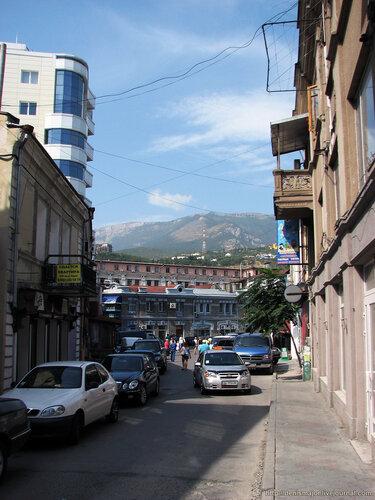 Улицы Ялты