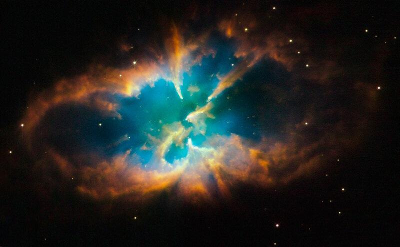 лучшие фото телескопа Хаббл
