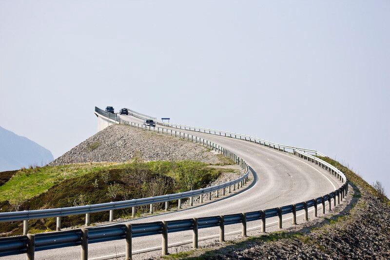 другой ракурс норвежского моста