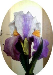 Цветы из войлока - Страница 2 0_9505d_31ca93ba_M