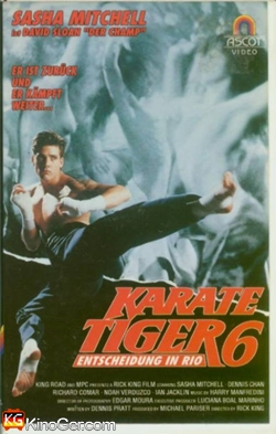 Karate Tiger 6 - Entscheidung in Rio (1992)