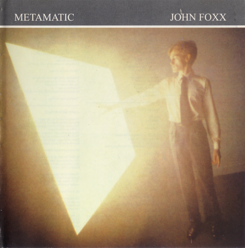 John Foxx - Metamatic (1980) MP3