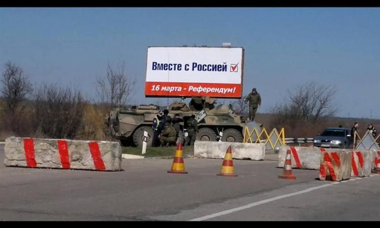 Киев выступил против казахстанских учебников, где Крым— часть РФ