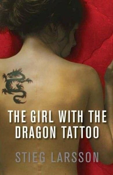 Книга « The Girl with the Dragon Tattoo »
