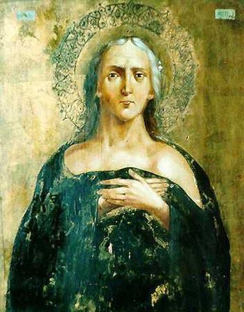 Преподобна Мария Египетская