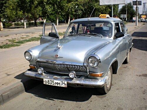 Такси из шестидесятых