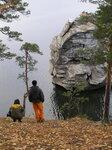 Иткуль, Шайтан-камень
