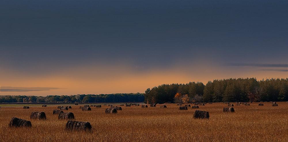 Россия, золотая осень