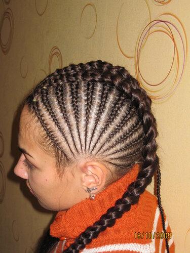 Картинки косы на короткие волосы схемы - fbf5a
