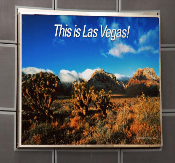 добро пожаловать в Лас-Вегас