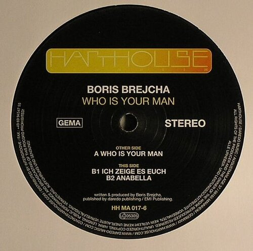 Boris Brejcha Discography (2006-2009) part 2