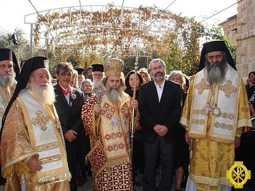 Канонизирован новый святой Иерусалимской Православной Церкви