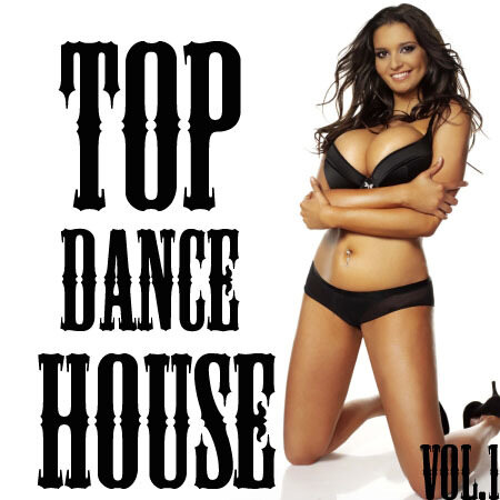 TOP dance HOUSE vol.1 (2009)