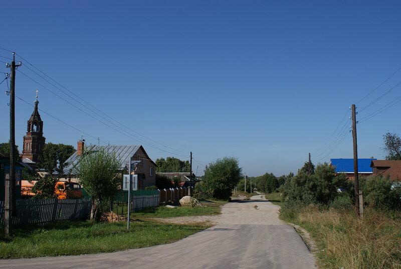 деревня Гора