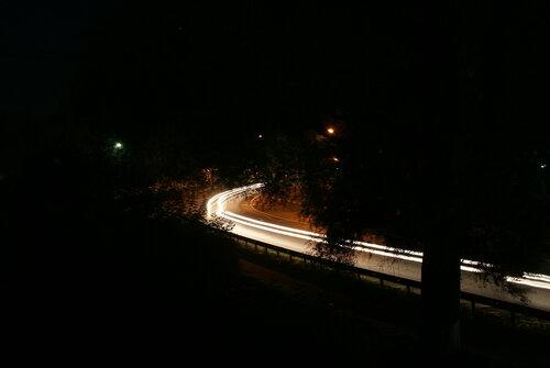 Ликино-Дулёво. Вид с ЖД моста.