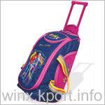 Cумки Winx(18). рюкзаки Winx на колесиках(2). Школьные рюкзаки COOL(5...