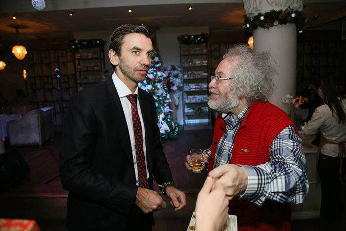 Михаил Абызов и Алексей Венедиктов