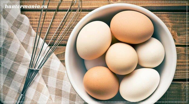 Хозяйке на заметку про яйца