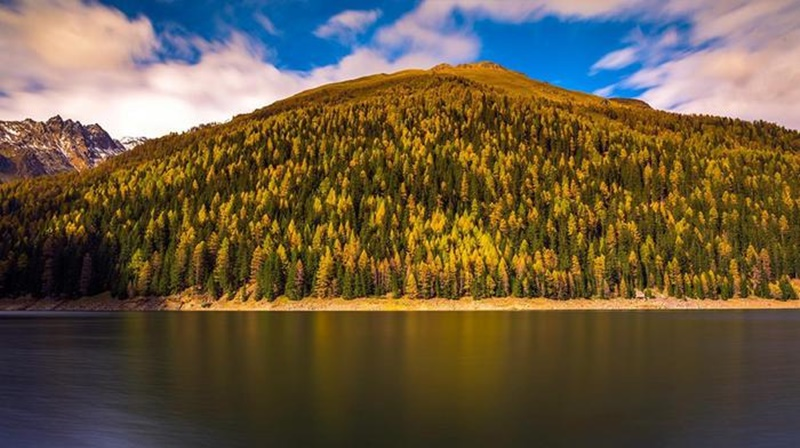 Осенние озера: 30 фотографий 0 145de0 c9c4d541 orig