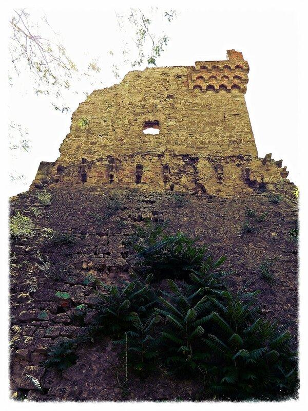 Феодосия.Башня св.Константина.