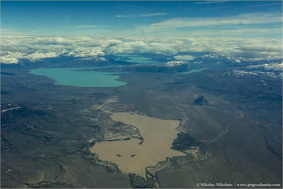 21. Даже озера потрясают своим разнообразием