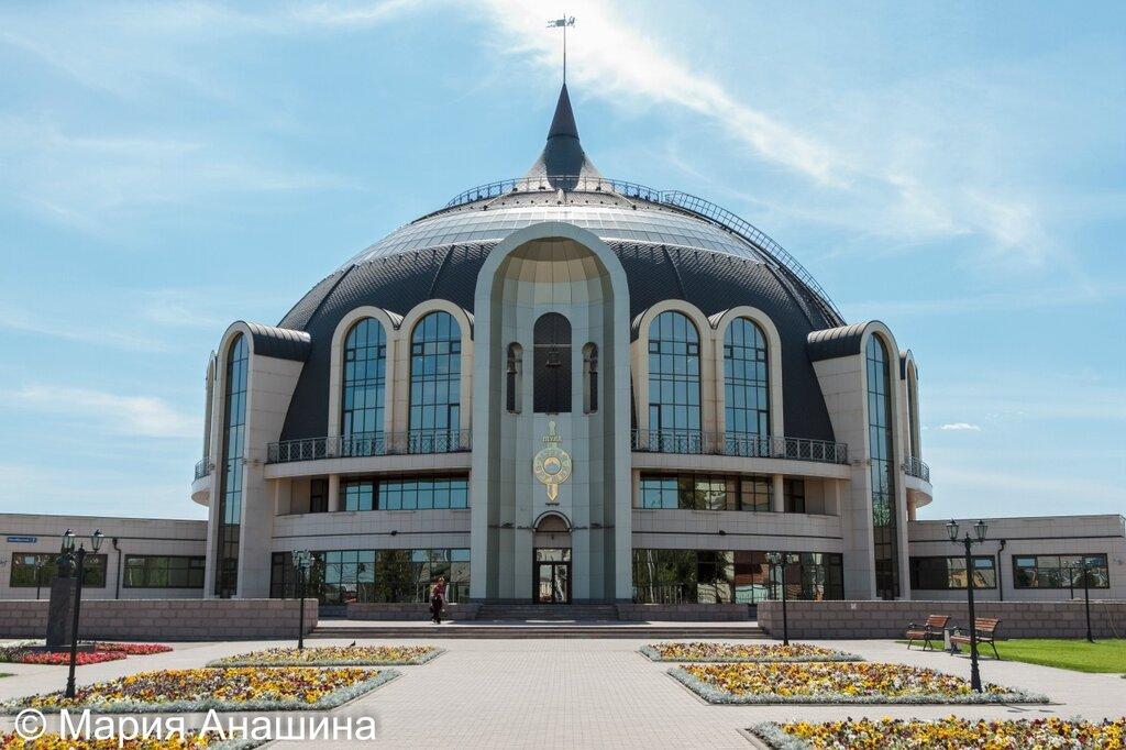 Тульский государственный музей оружия (Шлем)