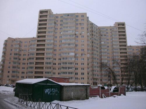 Звездная ул. 20