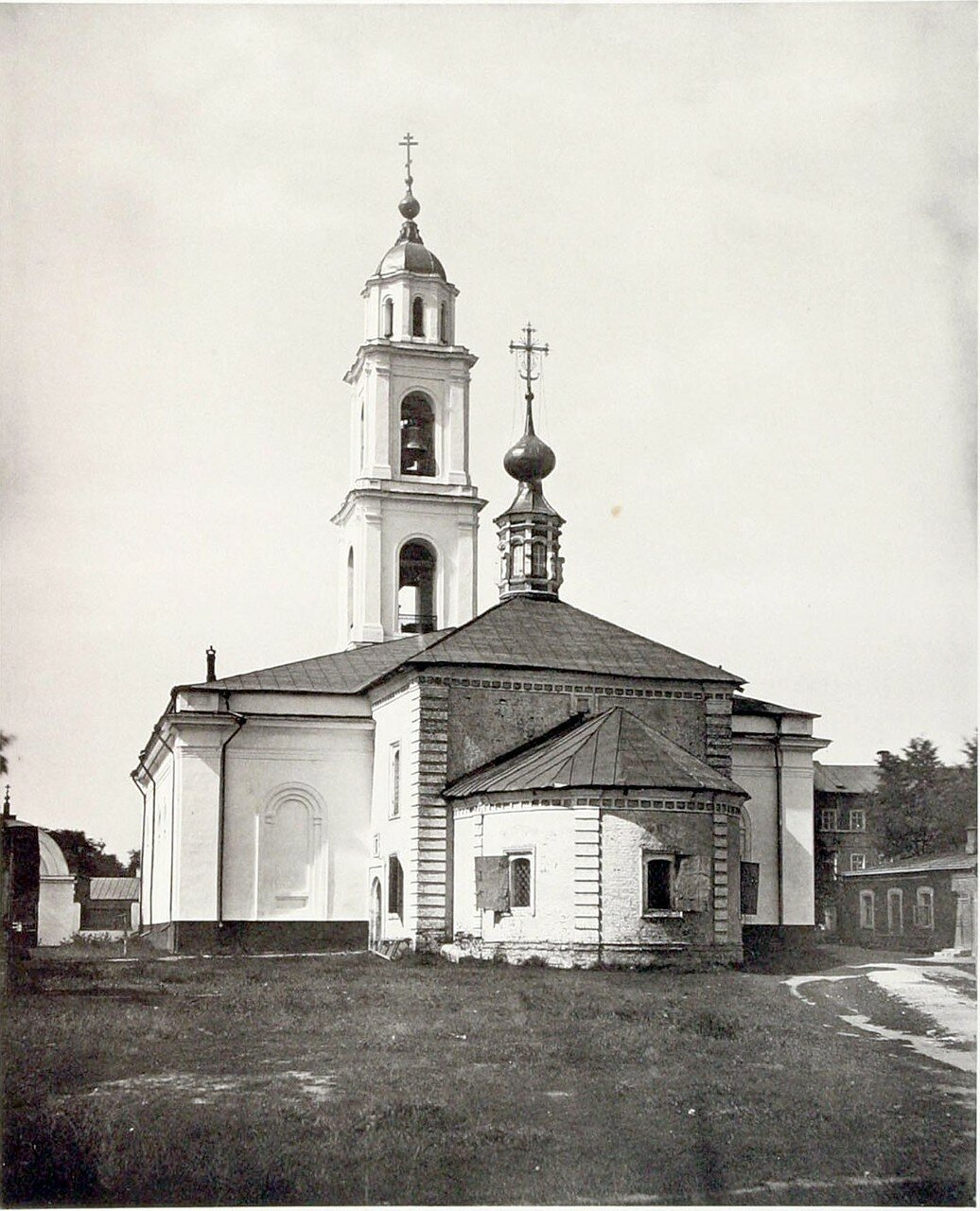 398. Церковь Живоначальной Троицы