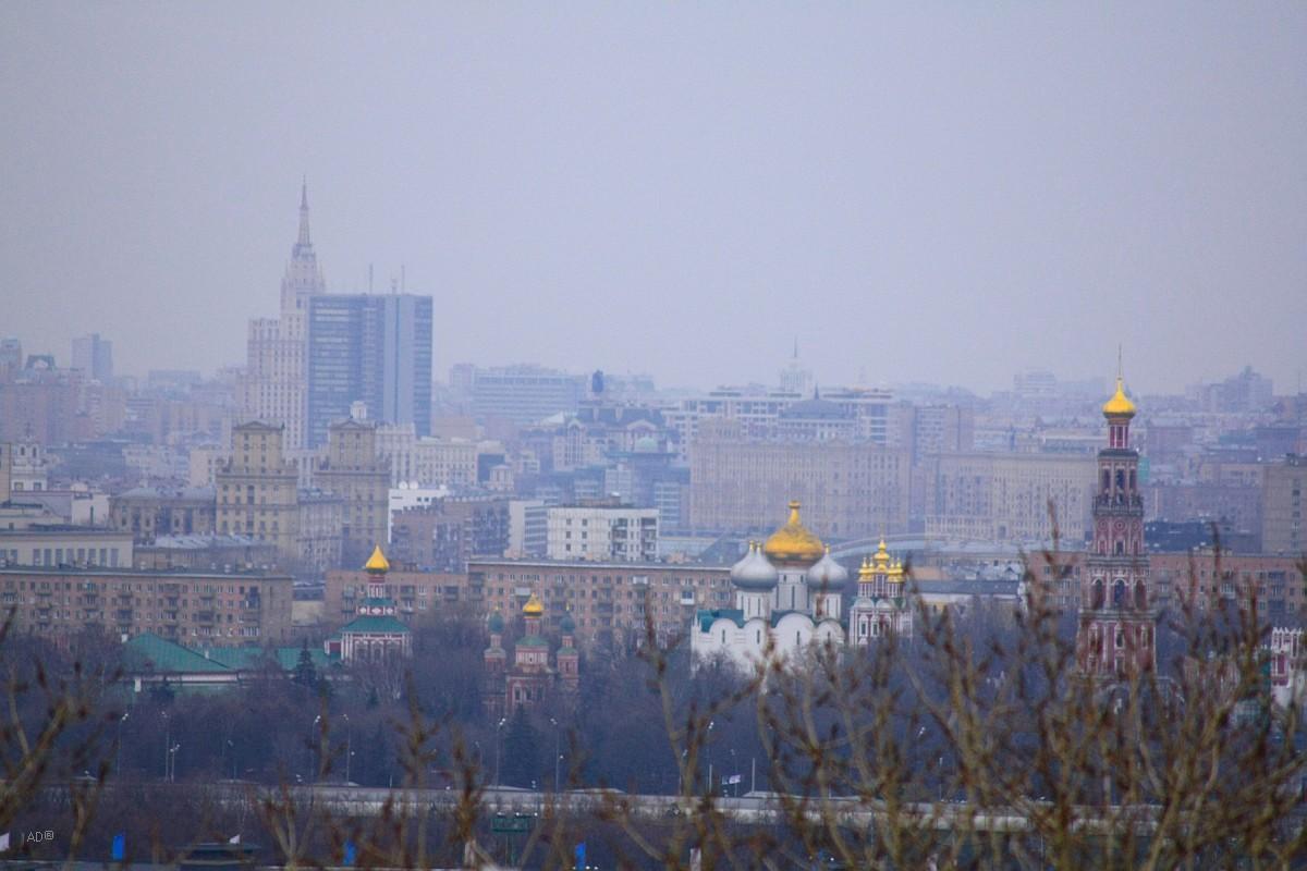 МГУ - Воробьевы Горы