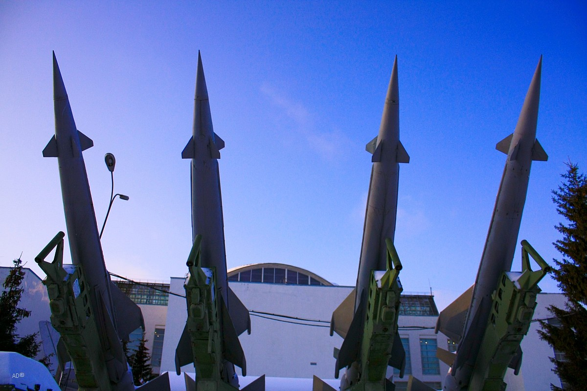 Зенитные управляемые ракеты зенитного ракетного комплекса С-125