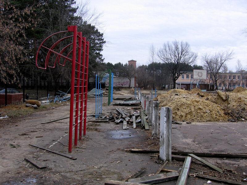 капитальный ремонт второй школы саров
