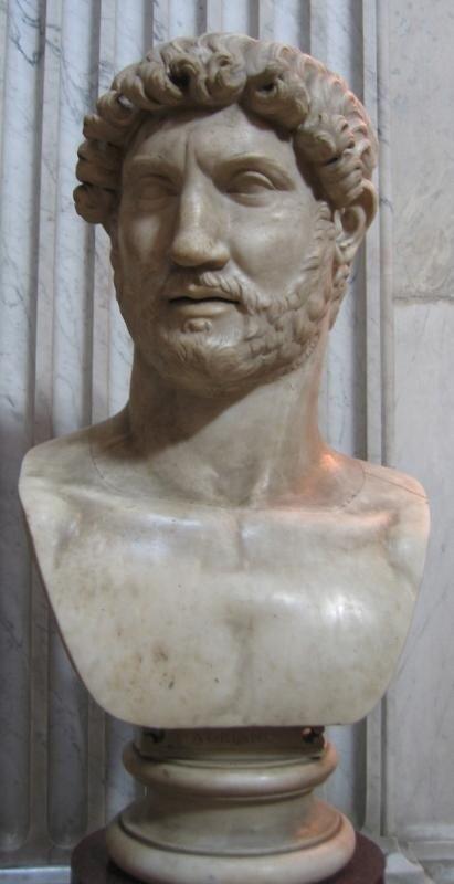 Портрет Адриана
