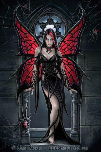картинки фея злая
