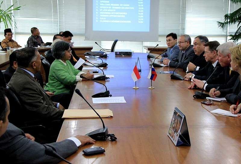 Межправкомиссия-2009